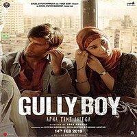 Gully Boy Movie Poster