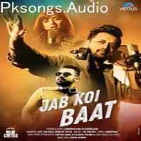 Jab Koi Baat Song Poster
