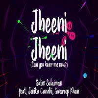 Jheeni Jheeni Song Poster