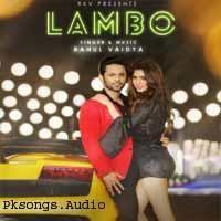 Lambo Song Poster