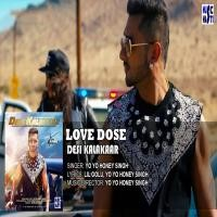 Love Dose Song Poster