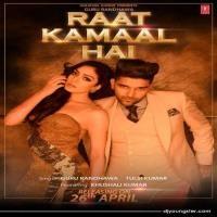 Raat Kamaal Hai Song Poster