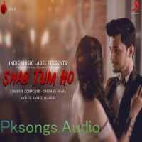 Shab Tum Ho Song Poster