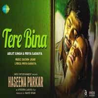Tere Bina Song Poster