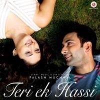 Teri Ek Hasi Song Poster