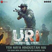 Uri The Surgical Strike Movie Poster