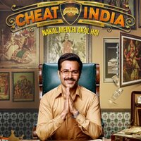 Why Cheat India Movie Poster