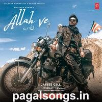 Allah Ve Jassi Gill Song Poster