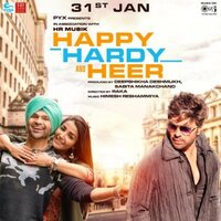 Happy Hardy and Heer Movie Poster