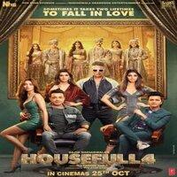 Housefull 4 Movie Poster