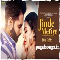 Jinde Meriye Song Poster