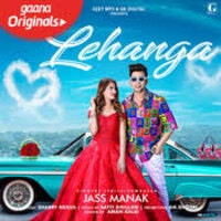 Lehanga Song Poster
