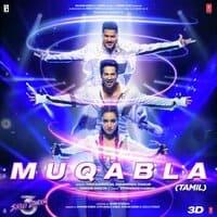 Muqabla Song Poster