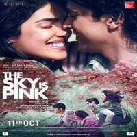The Sky Is Pink Movie Poster