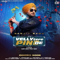 Velly Tere Pind De Song Poster
