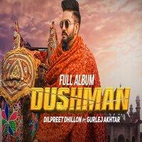 Dushman Song Poster