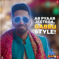 Gabru Song Poster
