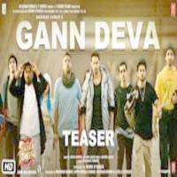 Gann Deva Song Poster