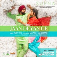 Jaan Deyan Ge Song Poster