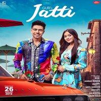 Jatti Song Poster