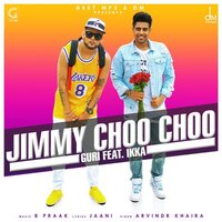 Jimmy Choo Choo Song Poster