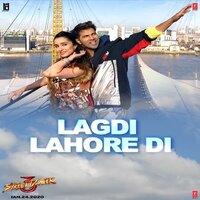 Lagdi Lahore Di Song Poster