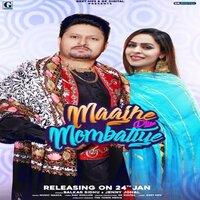 Maajhe Diye Mombatiye Song Poster