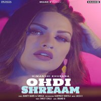 Ohdi Shreaam Song Poster