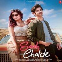 Saah Chalde Song Poster