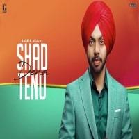 Shad Dena Tenu Song Poster