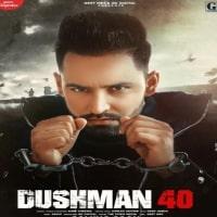 Dushman 40 Song Poster