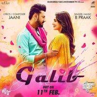 Galib Song Poster