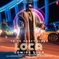 Loca Song Poster
