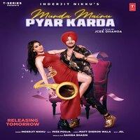 Munda Mainu Pyar Karda Song Poster