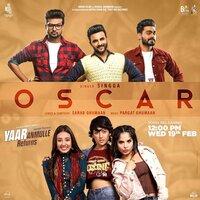 Oscar Song Poster