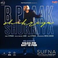 Shukriya Song Poster
