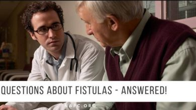 Photo of 6 Most Common Questions About Fistulas – Answered