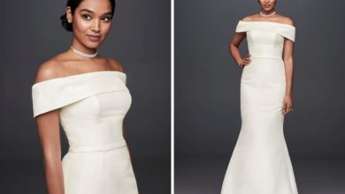 Photo of 6 Best Minimalist Wedding Dresses in 2020