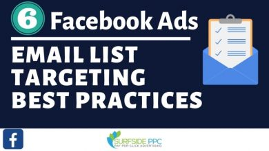 Photo of What you need to know about Facebook Marketing and Email Lists
