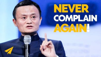 "Photo of stop complaining, you can find opportunities ""Jack Ma"""