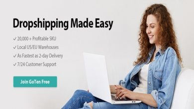 Photo of Top Three Free dropshipping sites Know what is the position of the Goten site?