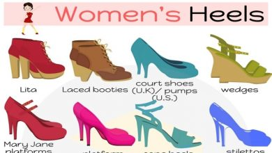 Photo of Women's Footwear and Their Types