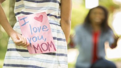 Photo of 5 steps to cheer up your mother on mothers day