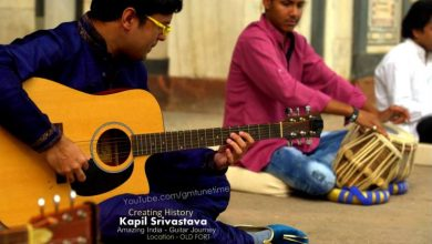 Photo of World of Ragas on Guitar – Meet Kapil Srivastava, The Man Behind It