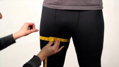 Photo of Do you know how to measure the inner thigh most accurately?