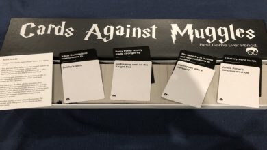 Photo of Cards Against Muggles – Just how twisted IS the wizarding world?!