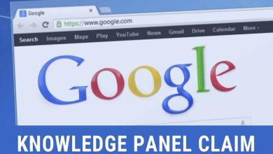 Photo of Google Knowledge Panel