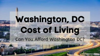 Photo of What it Will Cost You to Live in Washington D.C.