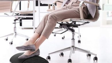 Photo of Update Your Home Office with a Foot Rest