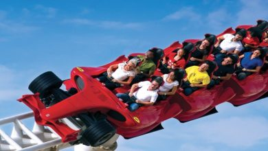 Photo of 7 Rides and Attractions in Ferrari World Abu Dhabi That Will Fulfill Your Need for Speed